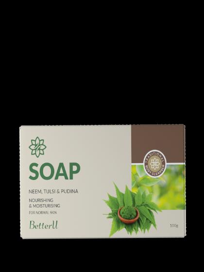 BetterU Soap 100G