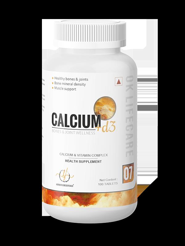 CALCIUM + D3 100 TAB
