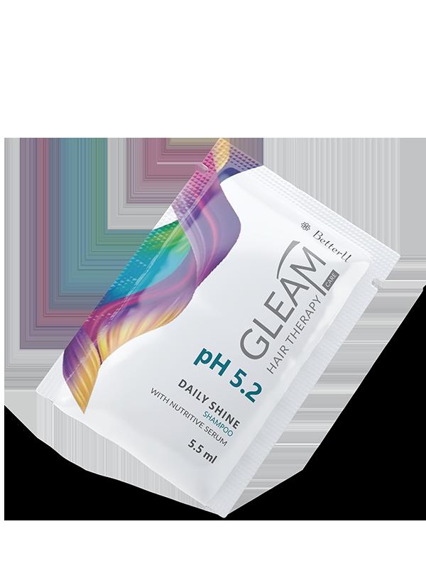 BetterU GLEAM SHAMPOO 5.5ML