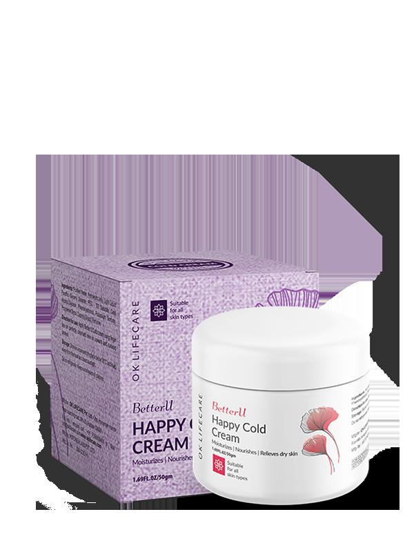BetterU Cold Cream