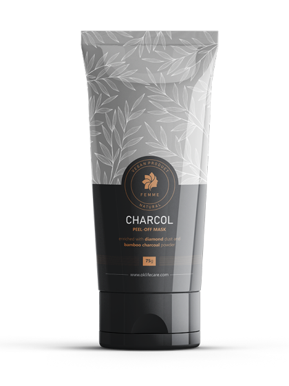 SWEET BLISS CHARCOAL MASK 75G