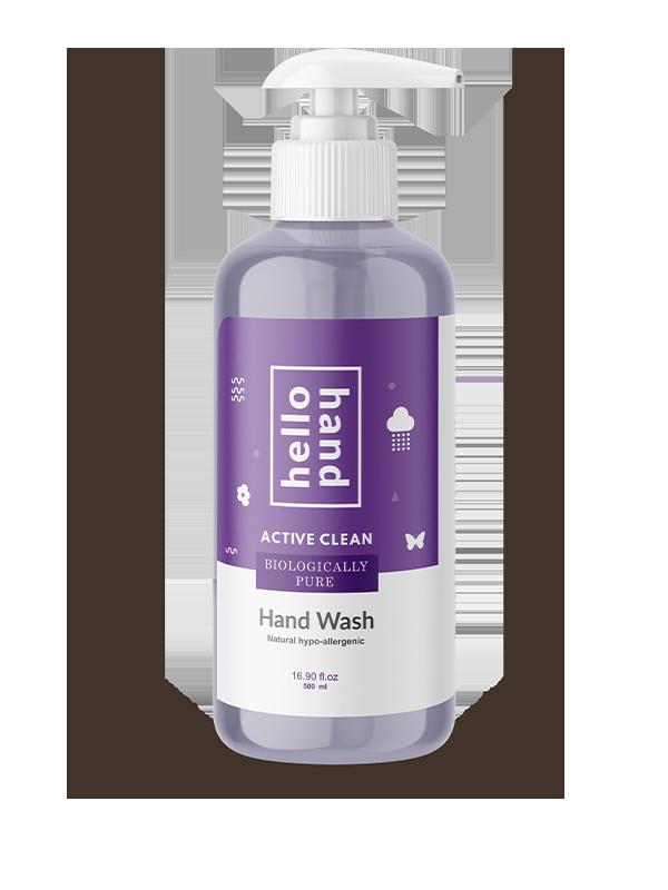 HELLO HAND HAND-WASH 500ML