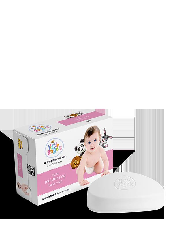 BRAVE KIDS BABY SOAP 75GM